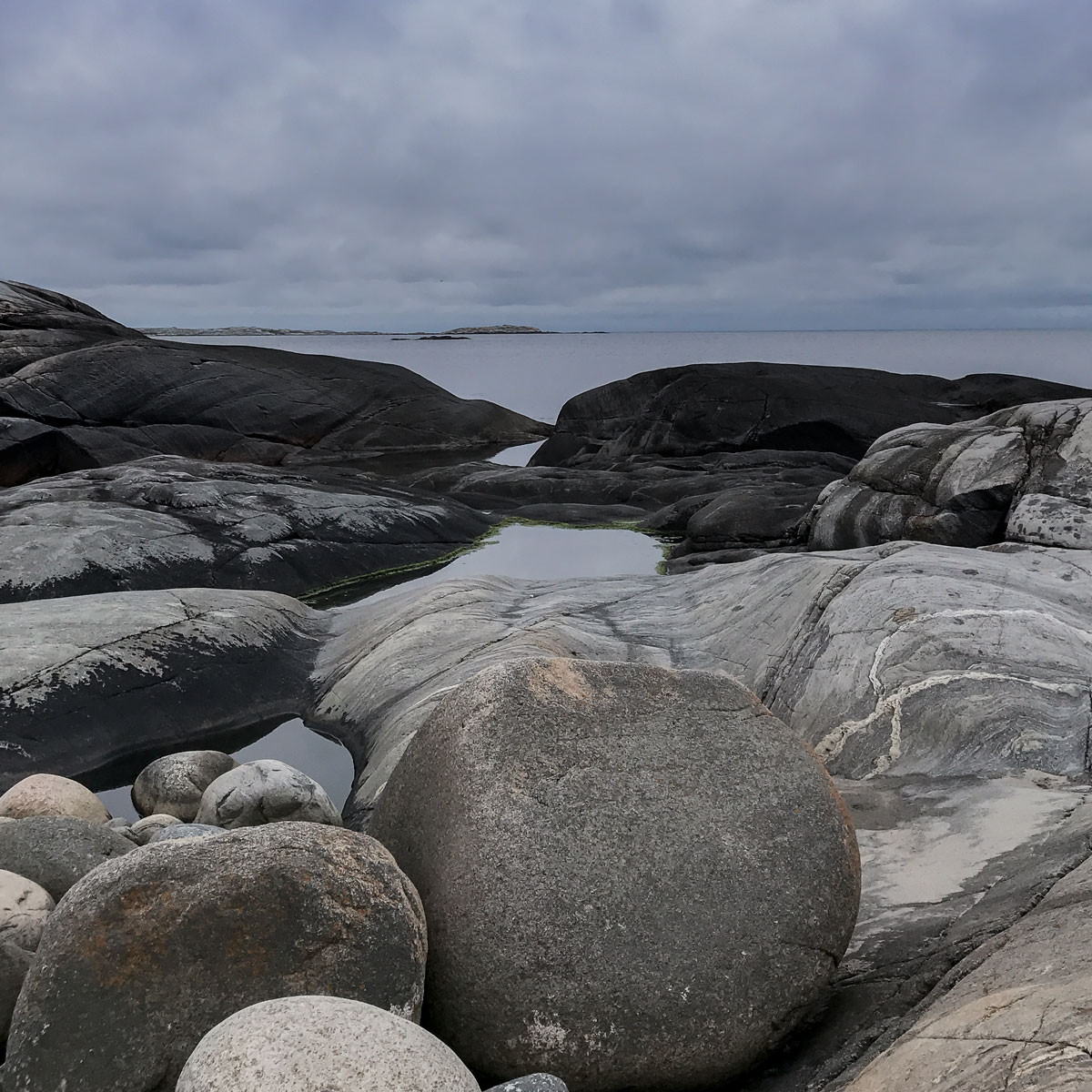 Granit på Nordkoster