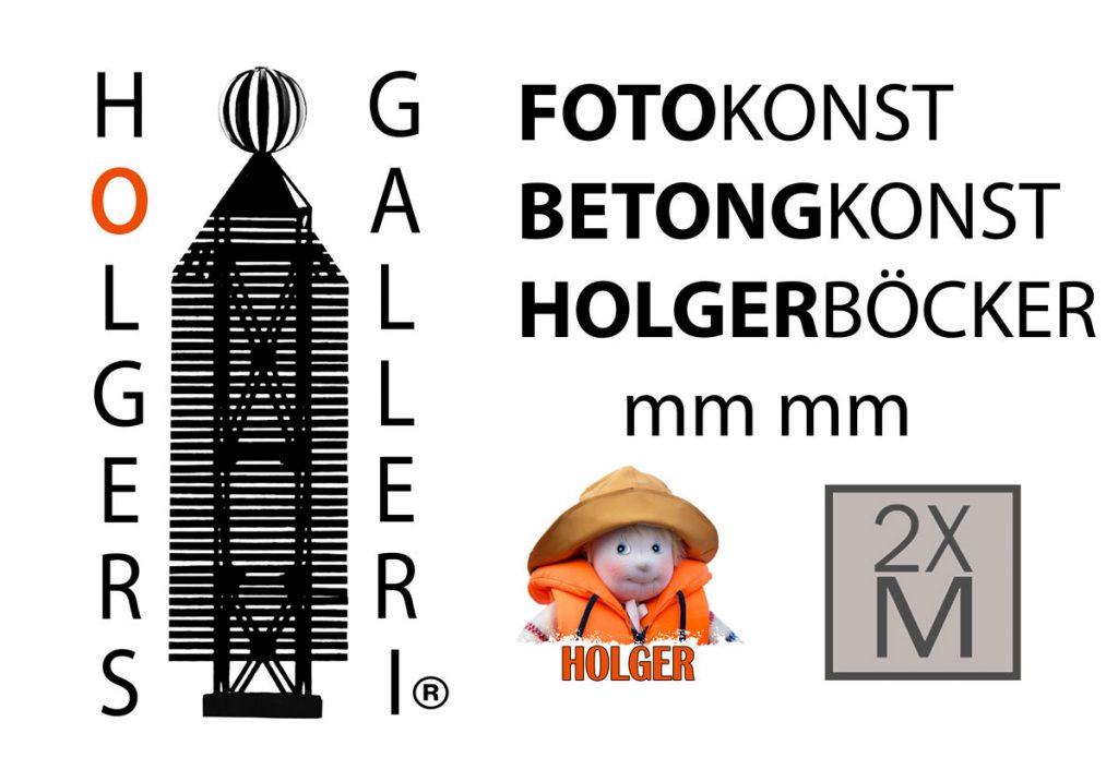 Konst på Holgers galleri i Hamburgsund